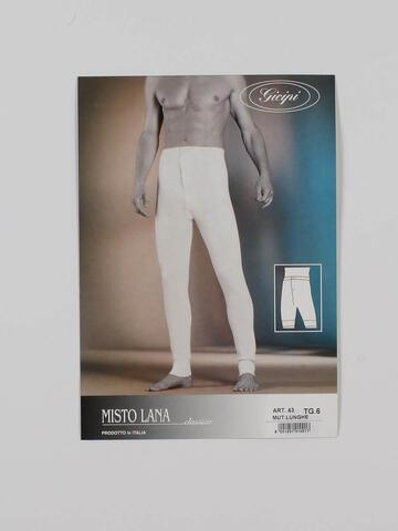 Art: 43 43 mutanda lunga uomo - CIAM Centro Ingrosso Abbigliamento