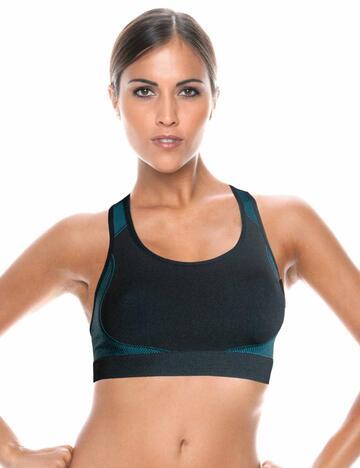 Reggiseno top sportivo donna Intimidea Active-Fit 110927 - CIAM Centro Ingrosso Abbigliamento