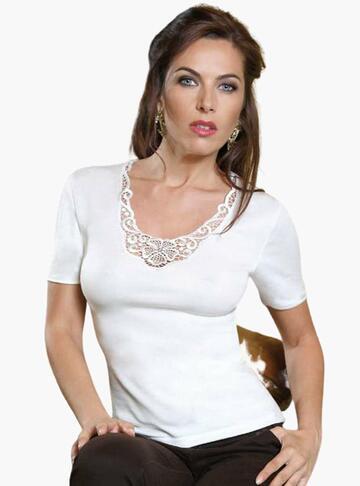 140 3-6 mm pizzo lana/cot. d. - CIAM Centro Ingrosso Abbigliamento