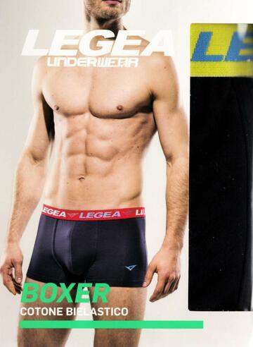 Boxer uomo in cotone elasticizzato Legea 21129 - CIAM Centro Ingrosso Abbigliamento