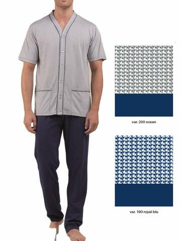 2161 58-60 pig.mm p.lungo cardig.uomo - CIAM Centro Ingrosso Abbigliamento