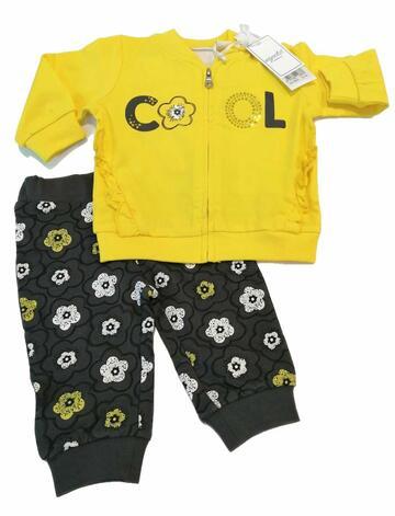 Tuta jogging neonato Mignolo 22308 - CIAM Centro Ingrosso Abbigliamento
