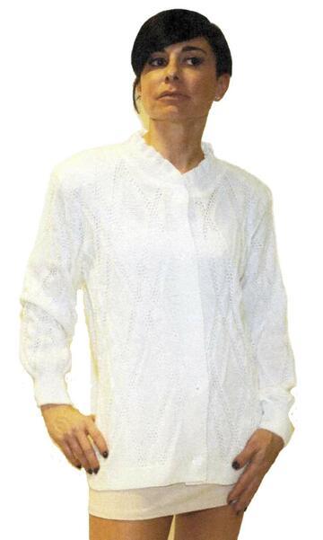 Liseuse donna misto lana alla coreana La Rocca Lingerie 243 - CIAM Centro Ingrosso Abbigliamento