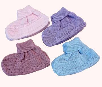 Babbucce da notte donna in misto lana La Rocca Lingerie 259 ( CONF. 2 PAIA) - CIAM Centro Ingrosso Abbigliamento