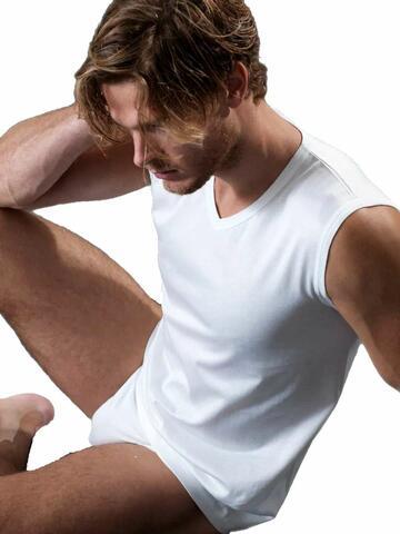 Art. 261 NEROMaglia uomo smanicata Gicipi 261 V NERO - CIAM Centro Ingrosso Abbigliamento