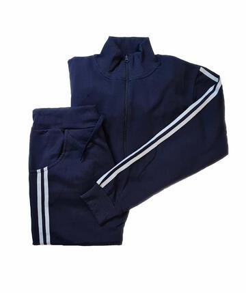 TUTA UOMO IN COTONE GARZATO BANDINE ANDY&GIO 2801 - CIAM Centro Ingrosso Abbigliamento