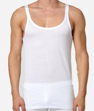 Canottiera uomo spalla stretta in Filo di Scozia Liabel 3050/283 - CIAM Centro Ingrosso Abbigliamento