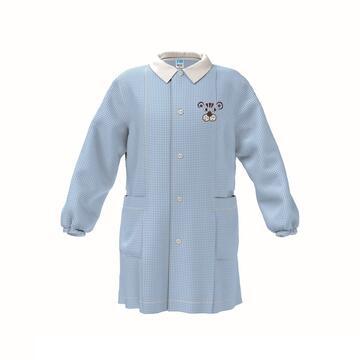Grembiule da asilo bambino Siggi Happy School 33GR3589 - CIAM Centro Ingrosso Abbigliamento