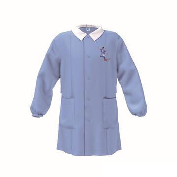 GREMBIULE SCUOLA DA BAMBINO SIGGI HAPPY SCHOOL 33GR3634 Calciatore - CIAM Centro Ingrosso Abbigliamento