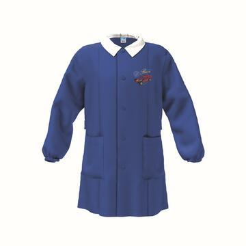 Grembiule da scuola bambino Siggi Happy School 33GR3635 Auto Hot Race - CIAM Centro Ingrosso Abbigliamento