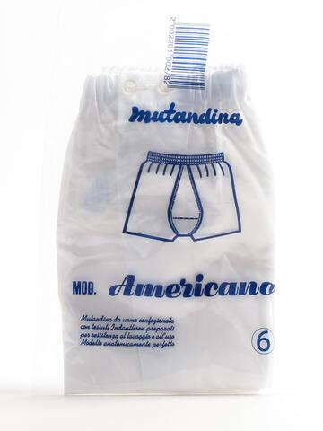 AMERICANO 7/8Americano-1 boxer u.7-8 - CIAM Centro Ingrosso Abbigliamento
