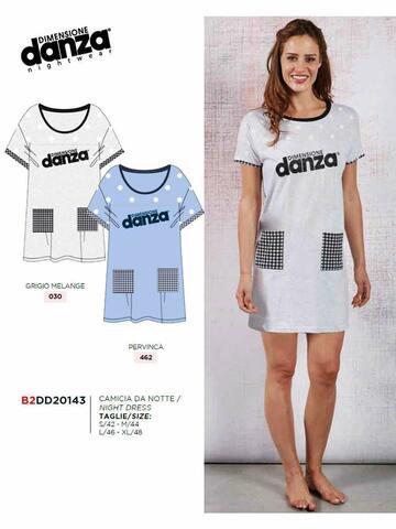 ART. 20143B2dd20143  camicia  notte  mm  donna - CIAM Centro Ingrosso Abbigliamento
