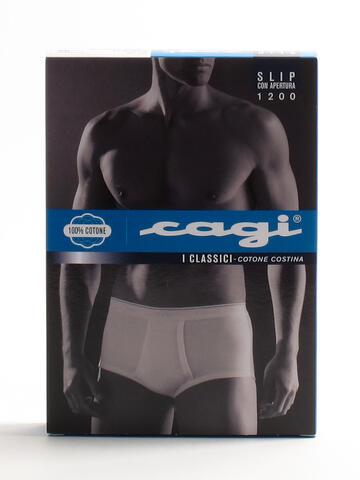 Art: 12001200 slip uomo cotone - CIAM Centro Ingrosso Abbigliamento