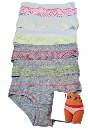 Boxerino donna fantasia Emy Lovely Girl 4343D - CIAM Centro Ingrosso Abbigliamento