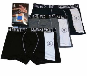 Boxer uomo cotone elasticizzato Marina Yachting MY452 - CIAM Centro Ingrosso Abbigliamento
