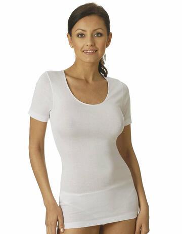 Maglia donna in filo di Scozia Vajolet 5254 - CIAM Centro Ingrosso Abbigliamento