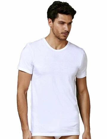 T-shirt uomo girocollo in puro cotone Oltremare 533 - CIAM Centro Ingrosso Abbigliamento