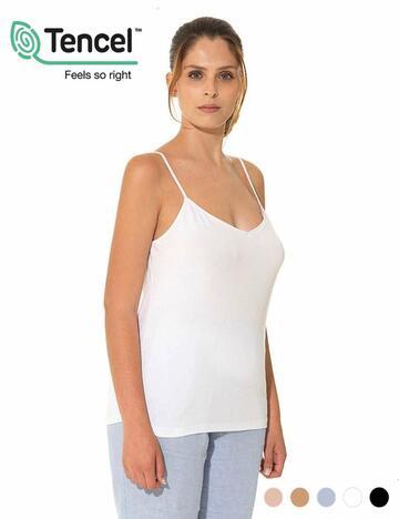 60210Canottiera donna a spalla stretta Emmebivi Vitality 60210 - CIAM Centro Ingrosso Abbigliamento