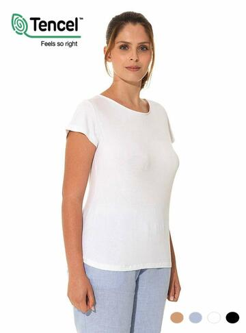 Maglia donna a manica corta Emmebivi Vitality 60212 - CIAM Centro Ingrosso Abbigliamento