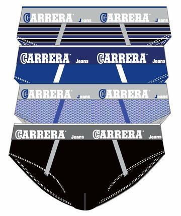Slip uomo in cotone elasticizzato Carrera 704 ( 4 pezzi ) - CIAM Centro Ingrosso Abbigliamento