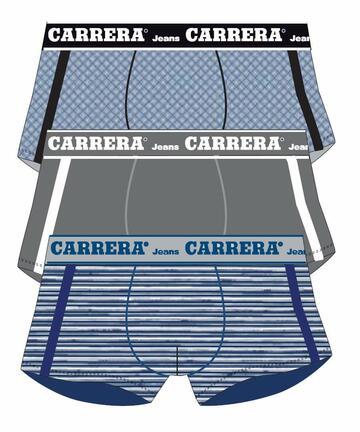Boxer uomo in cotone elasticizzato Carrera 705 (3 pezzi) - CIAM Centro Ingrosso Abbigliamento