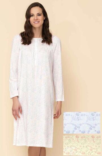 73923 camicia ml notte seraf. donna - CIAM Centro Ingrosso Abbigliamento