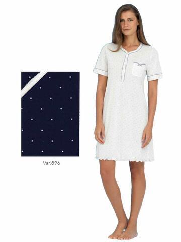 74025 cam.mm notte donna - CIAM Centro Ingrosso Abbigliamento