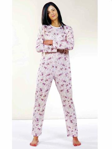 ART. 1001-10031001-3 tuta cotone donna - CIAM Centro Ingrosso Abbigliamento