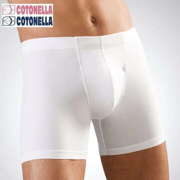 Boxer uomo con apertura in cotone elasticizzato Cotonella 8308 - CIAM Centro Ingrosso Abbigliamento