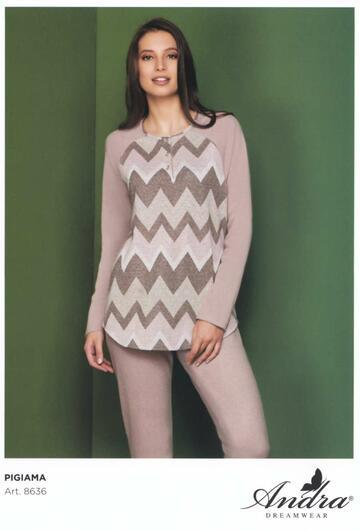 8636 pig.p.milano donna - CIAM Centro Ingrosso Abbigliamento