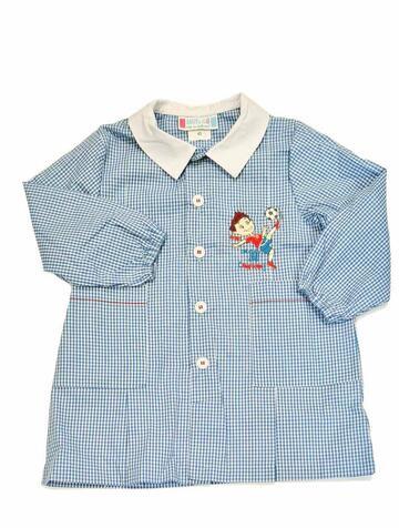Grembiule asilo bambino di Andy&Gio' 90052 Calciatore - CIAM Centro Ingrosso Abbigliamento