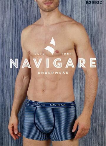 Boxer uomo in cotone elasticizzato Navigare B2993Z - CIAM Centro Ingrosso Abbigliamento