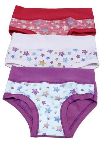 Slip bambina in cotone elasticizzato Emy B2396 - CIAM Centro Ingrosso Abbigliamento