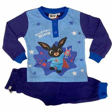 Pigiama bambino a manica lunga in cotone Bing Bunny BIN21-0506 - CIAM Centro Ingrosso Abbigliamento