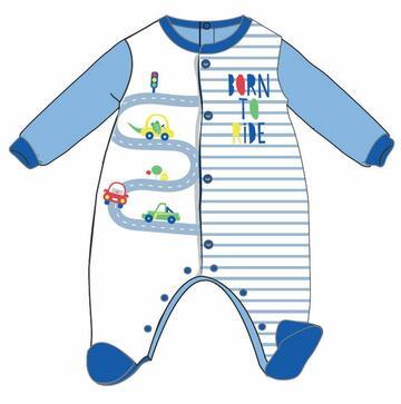 Tutina neonato in cotone Ellepi BQ 3051 - CIAM Centro Ingrosso Abbigliamento