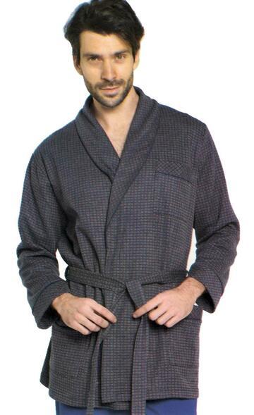 Giacca uomo da camera in jersey felpatoAntony Biagio - CIAM Centro Ingrosso Abbigliamento