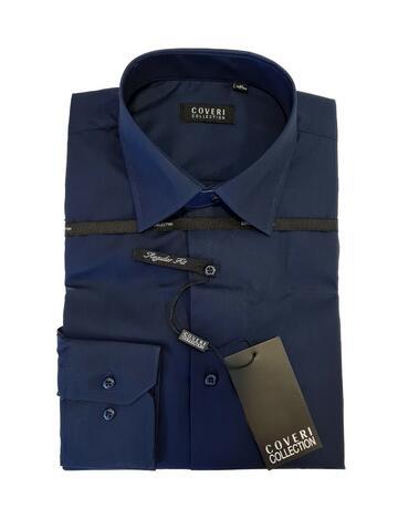 CAMICIA UOMO CLASSICA IN COTONE C65 COVERI - CIAM Centro Ingrosso Abbigliamento