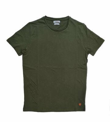 T-SHIRT UOMO COTONE MANICA CORTACB93105 CRANBERRY - CIAM Centro Ingrosso Abbigliamento
