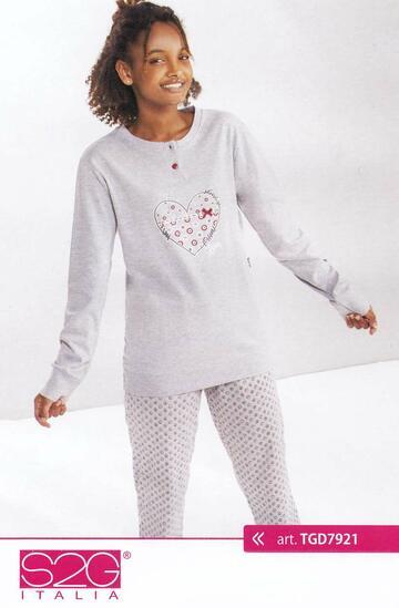 D7921 pig.ml interlock donna - CIAM Centro Ingrosso Abbigliamento