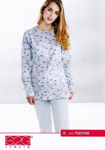 D7940 pig.ml interlock donna - CIAM Centro Ingrosso Abbigliamento