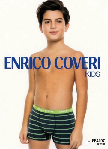Boxer bambino Enrico Coveri EB4107 - CIAM Centro Ingrosso Abbigliamento