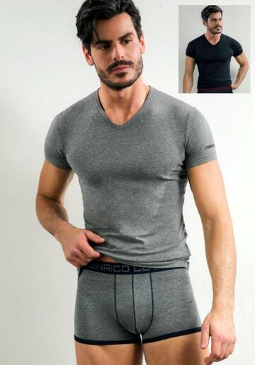 Ec1697 coord.uomo mm+boxer e.coveri - CIAM Centro Ingrosso Abbigliamento