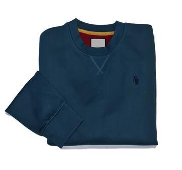 FELPA UOMO GIROCOLLO P-CLUB F24796 - CIAM Centro Ingrosso Abbigliamento