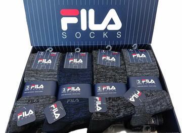 Calzettone lungo in caldo cotone Fila F5301 - CIAM Centro Ingrosso Abbigliamento