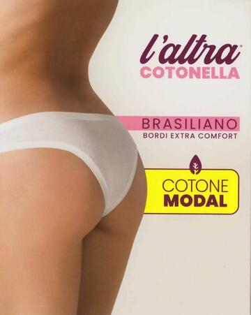 Brasiliana donna in cotone modal Cotonella GD365 - CIAM Centro Ingrosso Abbigliamento