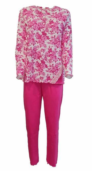 Pigiama donna in cotone Fiorenza Amadori Gioia - CIAM Centro Ingrosso Abbigliamento