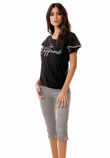Pigiama homewear donna in cotone Intimami ID711 - CIAM Centro Ingrosso Abbigliamento