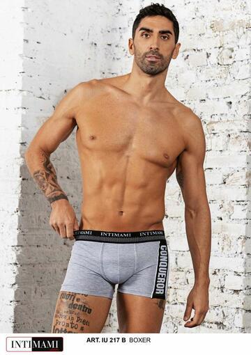 Boxer uomo vita bassa Intimami IU217B - CIAM Centro Ingrosso Abbigliamento