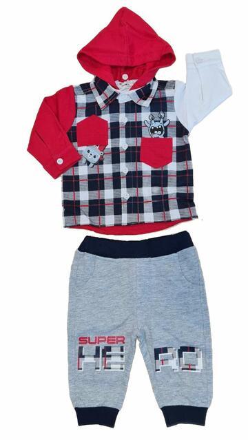 Completo neonato Mignolo 2J221 - CIAM Centro Ingrosso Abbigliamento