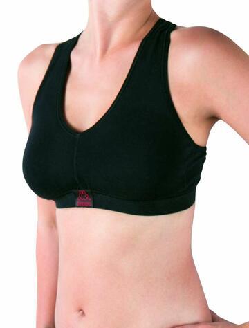 Reggiseno sportivo in cotone elasticizzato Kappa K2160 - CIAM Centro Ingrosso Abbigliamento